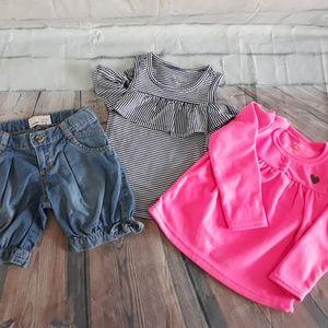Bundles 2t 3t Girls Top Short Sweater